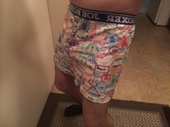 FUN LOOSE BOXERS BEEN AROUND