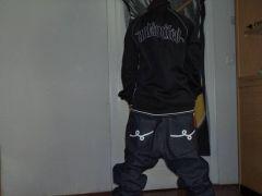 My baggy LRG jeans