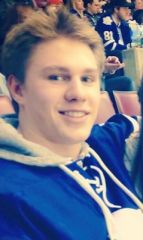 leafs game