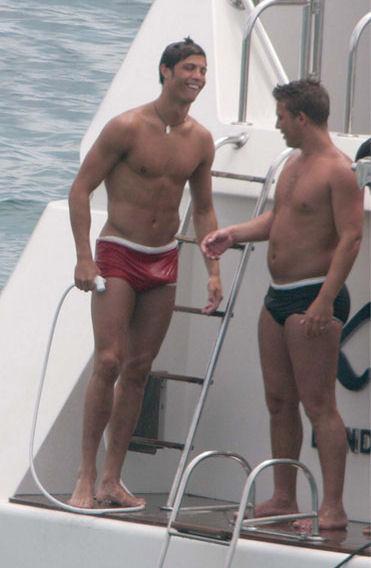 How Long Is A Football Pitch >> Do All Footballers Wear Briefs? - Off Topic Discussions ...
