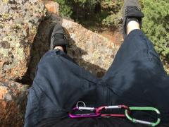 Hiking Sags