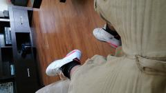 Jordan Reto 6 White Infared