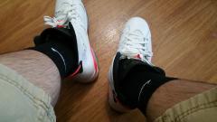 Jordan Retro 6 White Infared