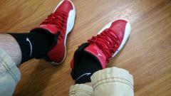Jordan Retro 12 Gym Red