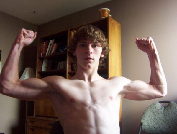 Teenboys biceps, legal age to buy porn